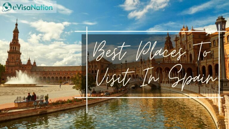 Places to visit in Spain