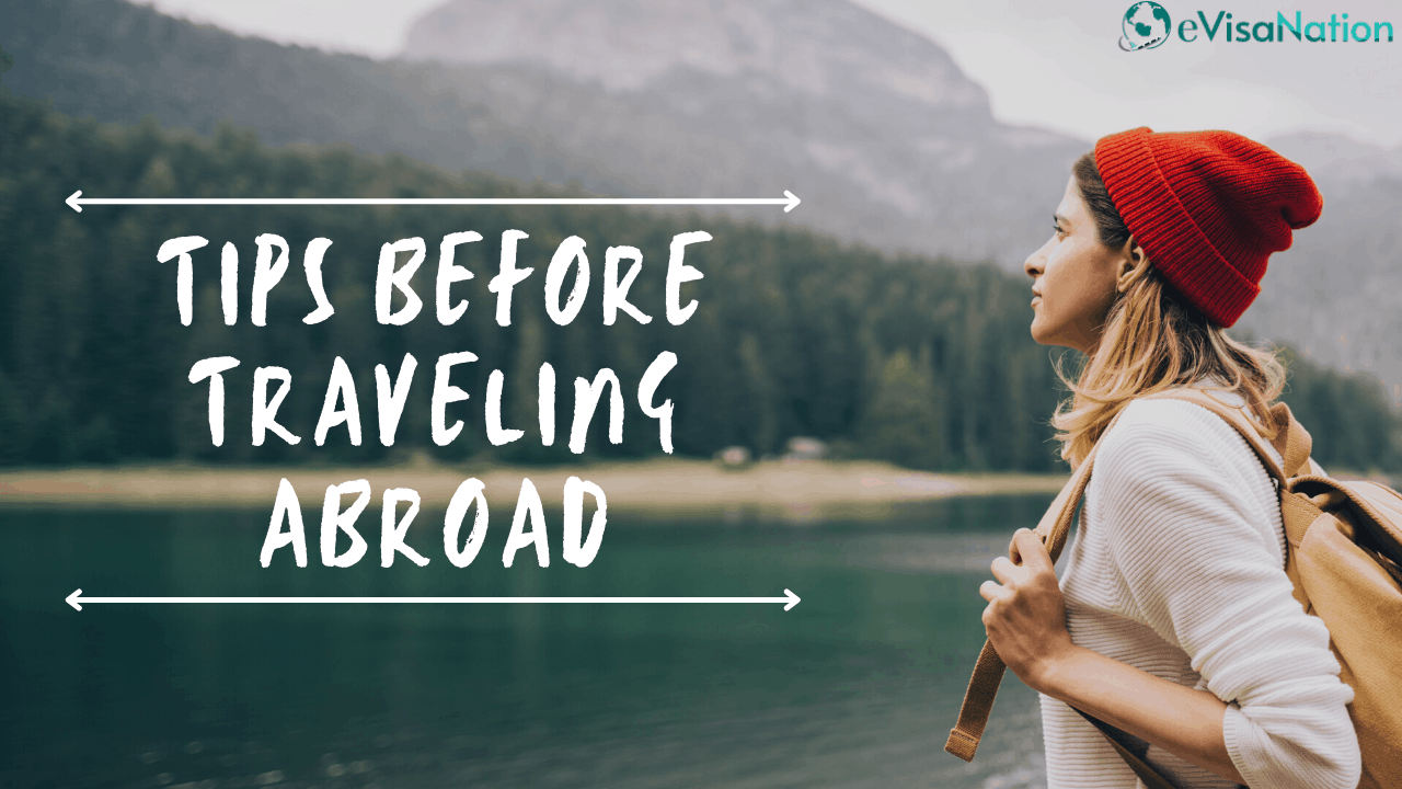 Tips before traveling abroad