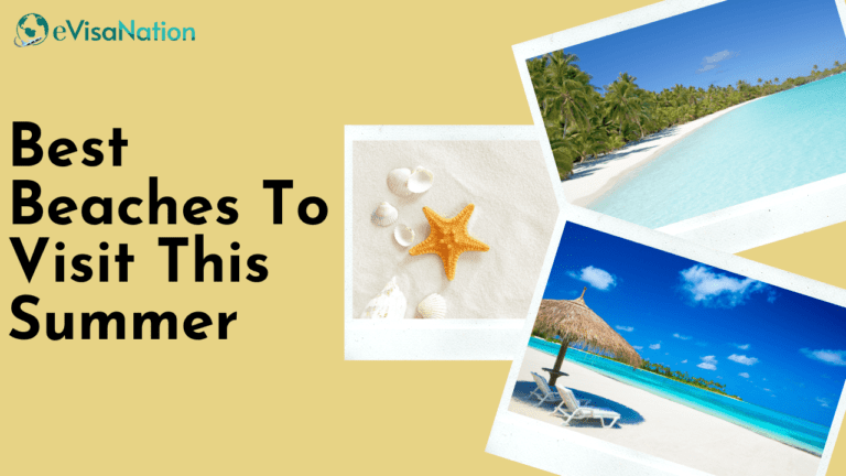 beaches to visit this summer