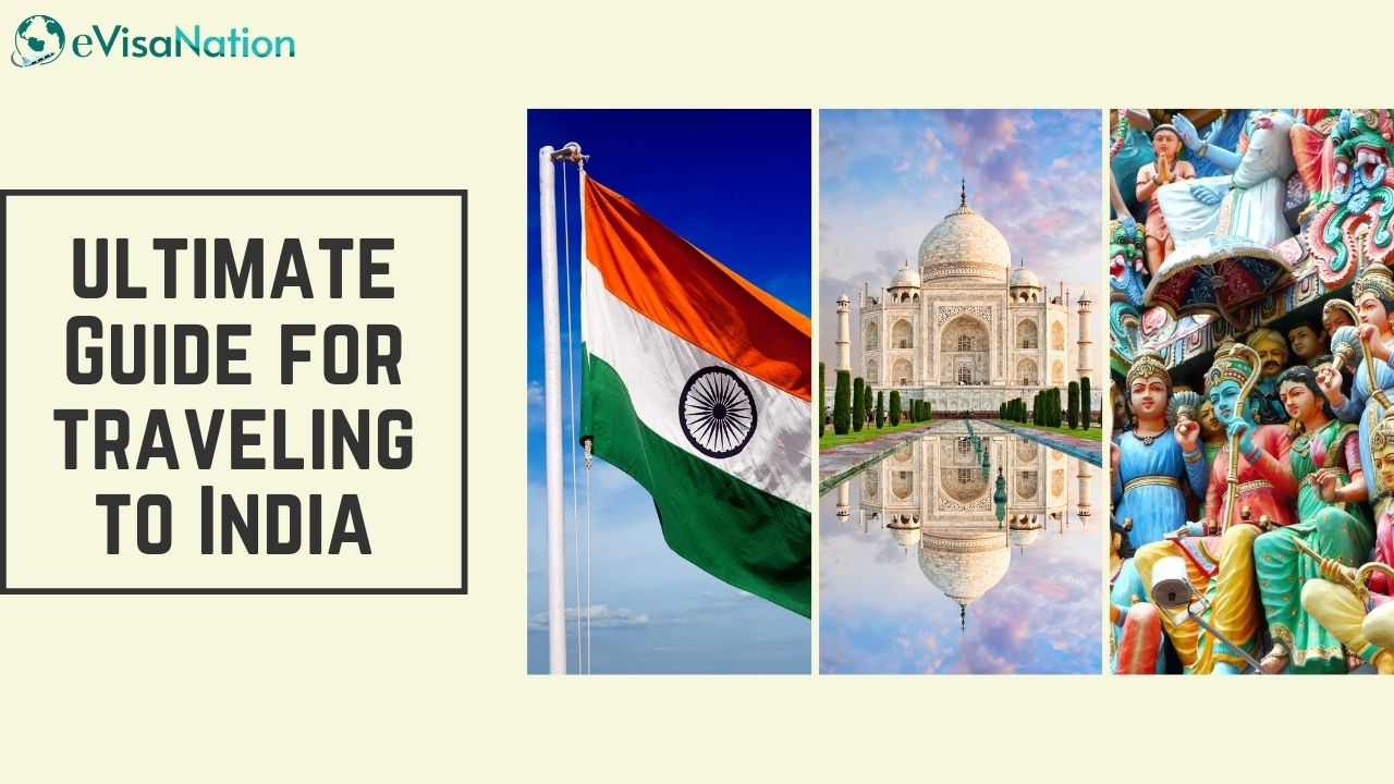 ultimate Guide for traveling to India