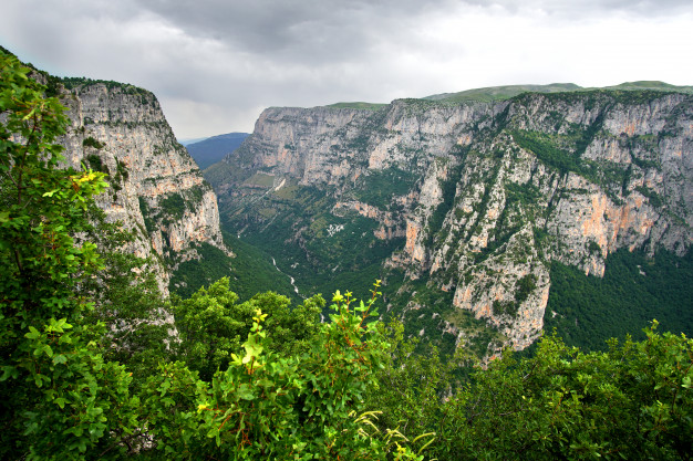 best places to visit in Greece- zagori