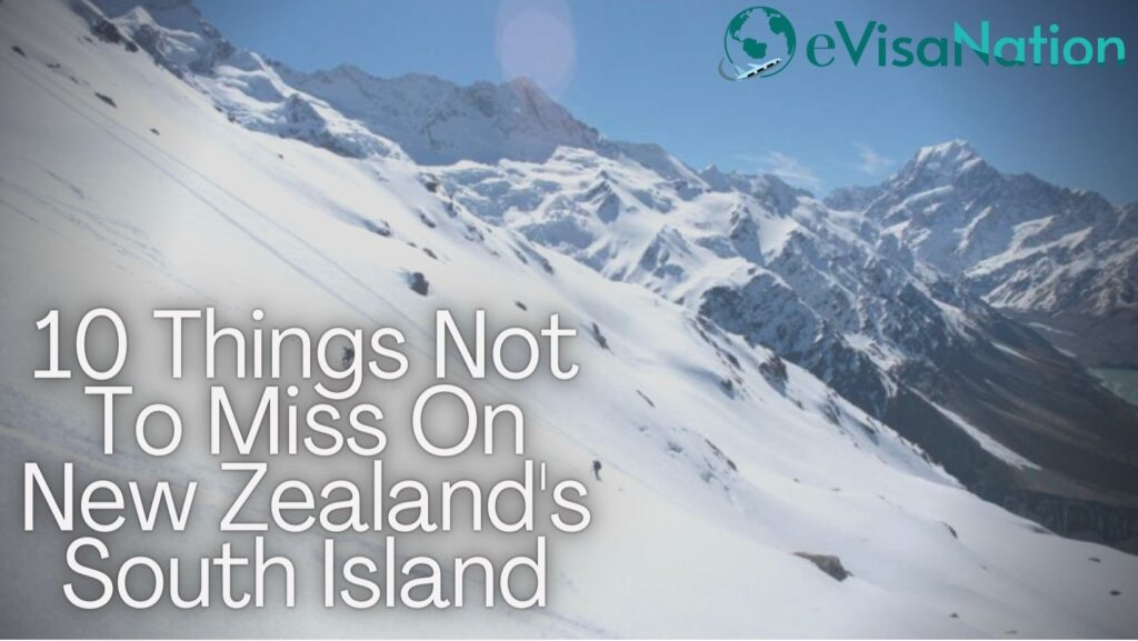 So these are the top 10 things to do in New Zealand