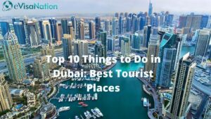 Not only are there breathtaking sights to behold at this lovely place but also there are numerous things you could savor in Dubai