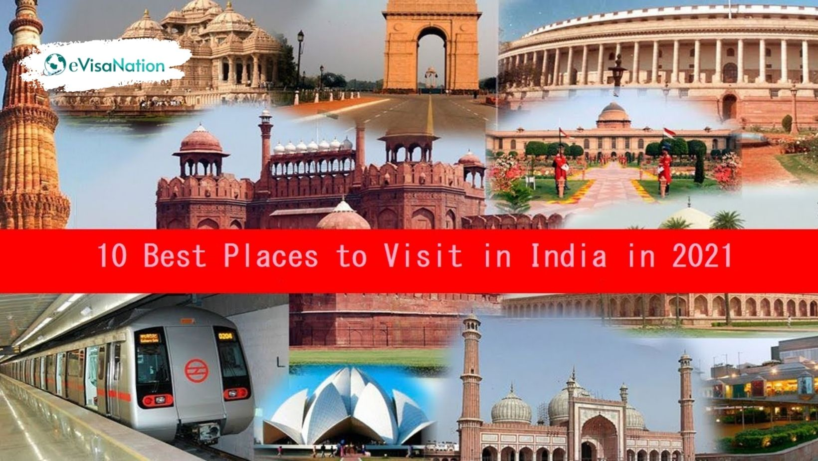 So here were our top 10 places to visit in India to help you plan your next trip