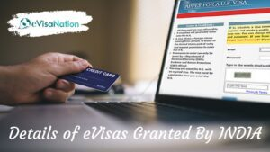 This blog will help you provide details of the evisa granted and what are the pre-requisite for the same.