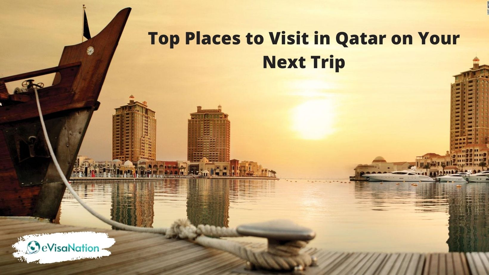 Nestled in the western part of Asia, Qatar is one of the largest transits